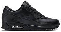 Мужские кроссовки Nike air max 90 leather (Артикул: 302519-001), фото 1