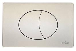 Кнопка инсталяционной системи Slim&Silent EGE хром Церсаніт