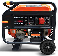 Генератор бензиновый daewoo-power GDA 7500E-3