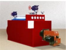 Промышленный водогрейный котел Ника-0,5 - А1-ТРЕЙД в Днепре