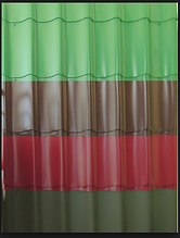 Металлочерепица 0,45мм Окрашенная