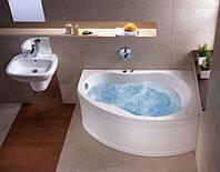 Ванна Promise правая 170*110 с ножками Kolo Коло