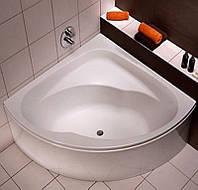 Ванна угловая Inspiration с ножками Коло Kolo
