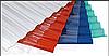 Шифер Синий Волнистый 1,5*20 м.