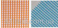 Штукатурная сетка 160г/м2,  5мм х 5мм,  1м х 50м/рул.  Orange (2рул./упак.)