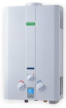Газовая колонка водонагреватель Termaxi JSD 20W-A1 белая Термакси