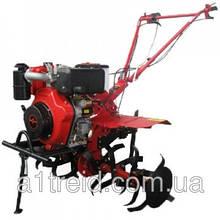 Культиватор Forte с воздушным охлаждением HSD1G-105E 6 л/с колеса 10 дюймов