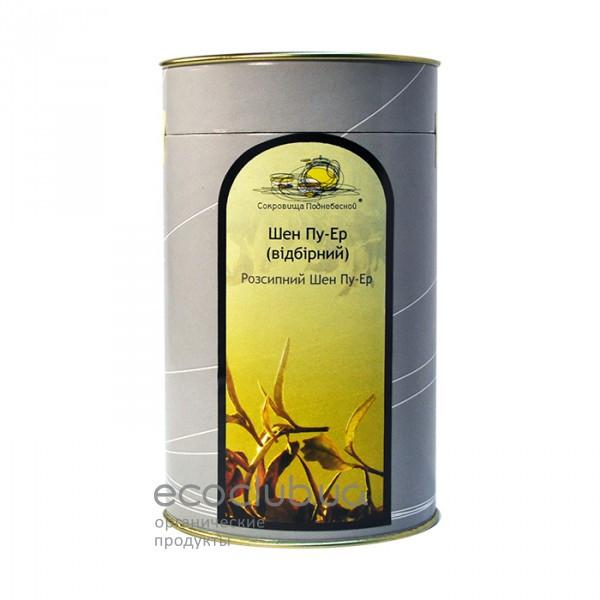 Чай Шен Пу-Эр (отборный) Сокровища поднебесной 30 г