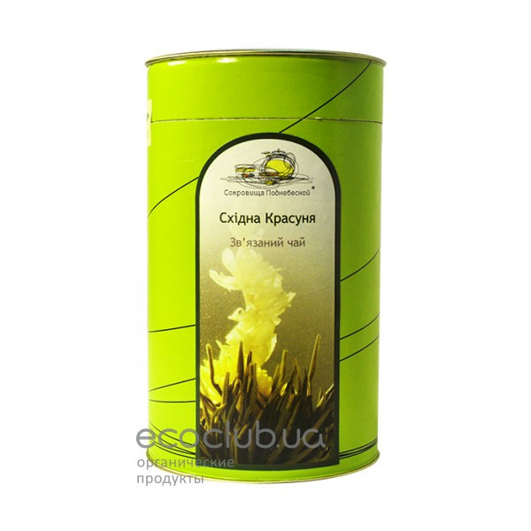 Чай Восточная Красавица Сокровища Поднебесной 75г