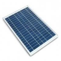 Солнечная батарея панель Perlight 10W poly 12V