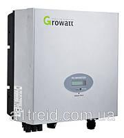 Инвертор напряжения сетевой GROWATT 5000 (5кВ, 1-фазный, 1 МРРТ)