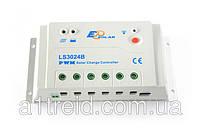 Контроллер заряда EPSOLAR LS3024B, 30A 12/24В