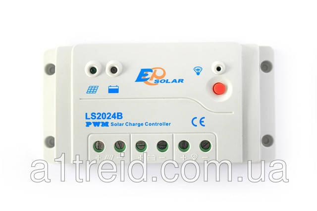 Контроллер заряда EPSOLAR LS2024B, 20A 12/24В, фото 2