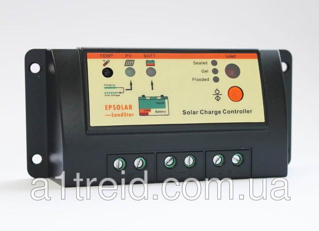 Контроллер заряда EPSOLAR LS1024, 10A, 12/24В
