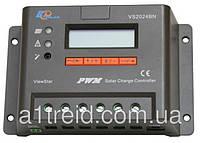 Контроллер заряда EPSOLAR VS2024BN, 20A 12/24В