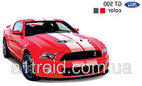 Машинка микро р/у 1:43 лиценз. Ford GT500 (серый)