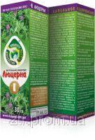 Люцерна - обладает мощными ранозаживляющими, антиоксидантными, регенеративными, иммуномодулирующими свойствами