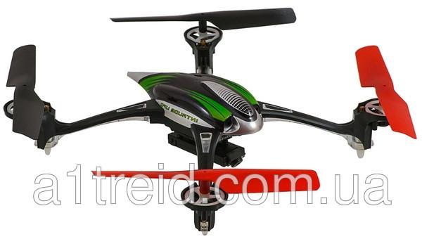 Квадрокоптер р/у 2.4Ghz WL Toys V636 Skylark с камерой