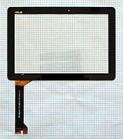 Тачскрин сенсорное стекло для Asus MeMo Pad Me102 black