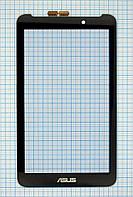 Тачскрин сенсорное стекло для Asus MeMo Pad Me170 black