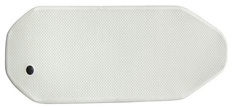 Резиновая лодка надувная двухместная гребная 260*130 см Колибри (Kolibri) К-260T Стандарт, фото 3