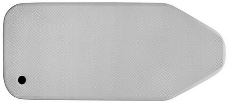 Резиновая лодка надувная моторная одноместная гребная 200*140 см Колибри (Kolibri) КМ-200 Стандарт, фото 3