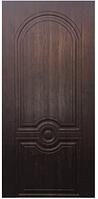 Двери входные металлические Престиж Тик Темный(с МДФ накл.)