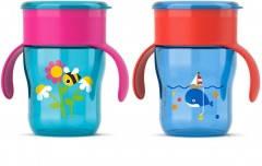 Первая детская чашка Philips Avent SCF782/20, расцветки в ассортименте
