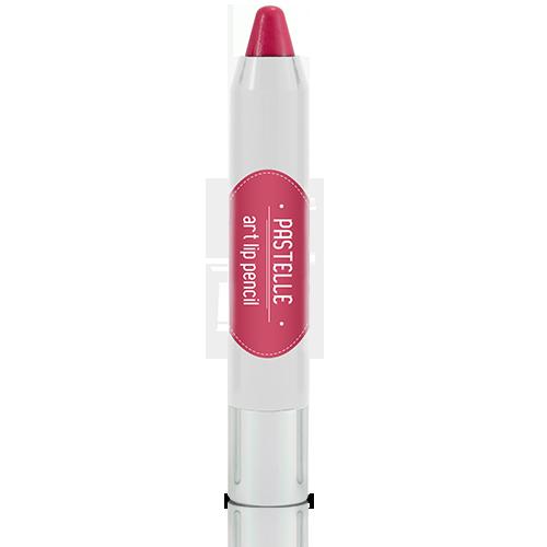 Помада-карандаш Pastelle Art Lip Pencil №04 Розовый (Rose) 3g