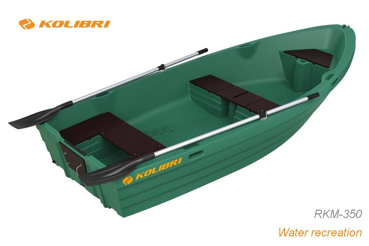 Лодка пластиковая RKM-350