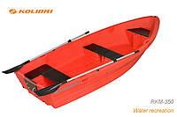 Лодка пластиковая RKM-350 + подарок *