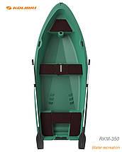 Лодка пластиковая RKM-350, фото 2