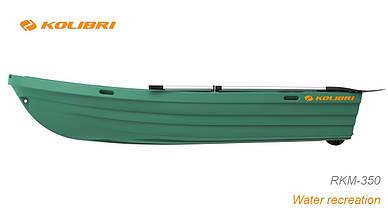 Лодка пластиковая RKM-350, фото 3