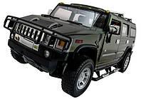 Машинка р/у 1:14 Meizhi лиценз. Hummer H2 (зеленый) СЕРТИФИКАТ В ПОДАРОК