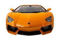 Машинка р/у 1:14 Meizhi лиценз. Lamborghini LP700 (желтый) СЕРТИФИКАТ В ПОДАРОК