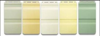 Сайдинг Alta FLEX 3,66*0,23м (0,85 м2) разные цвета, фото 2