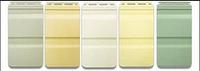 Сайдинг Alta 3,66*0,23м (0,85 м2) FLEX разные цвета