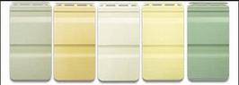 Сайдинг Alta FLEX 3,66*0,23м (0,85 м2) разные цвета