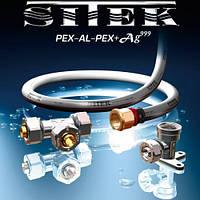 Труба металлопластиковая антибактериальная с ионами серебра для водоснабжения, отопления и теплого пола 32*3