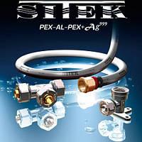 Труба металлопластиковая антибактериальная с ионами серебра для водоснабжения, отопления и теплого пола 16*2