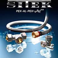 Труба металлопластиковая антибактериальная с ионами серебра для водоснабжения, отопления и теплого пола 20*2
