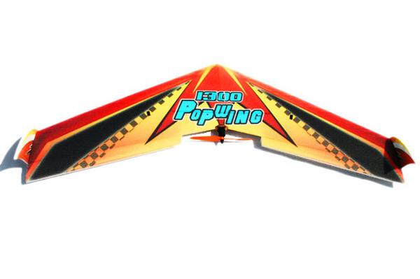 Летающее крыло Tech One Popwing 1300мм EPP ARF СЕРТИФИКАТ В ПОДАРОК