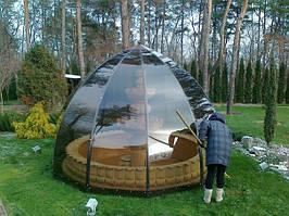 Монолитный поликарбонат бронза 5мм BORREX (Боррекс)