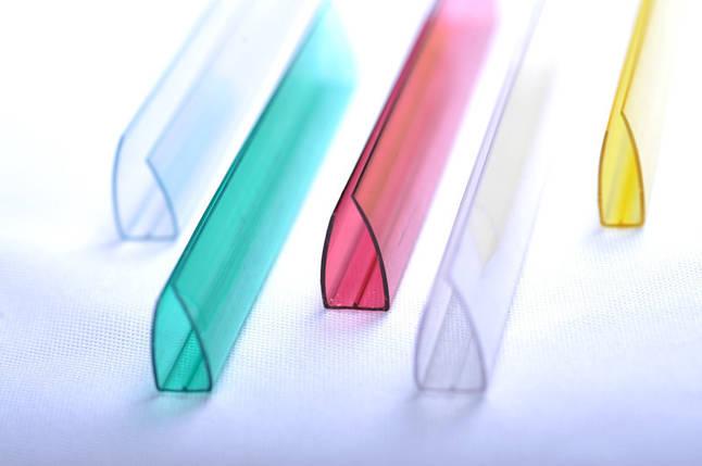 UP-Торцевой профиль 6мм цветной, фото 2