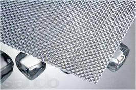 Монолітний полікарбонат для світильників BORREX Prizm 2мм