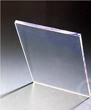 Монолитный поликарбонат 8мм прозрачный BORREX