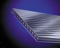 Сотовый поликарбонат 16мм прозрачный BORREX (Боррекс)