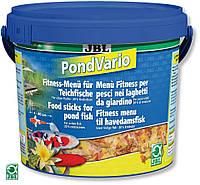 JBL Pond Vario 5,5 л- корм для всех видов прудовых рыб (4029600)