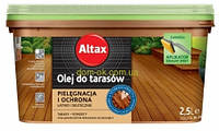 Altax олія для деревини Altax олія для деревини 0,75л.