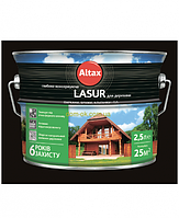 LASUR декорационно-защитная 0,75л, 5л 0,75л.